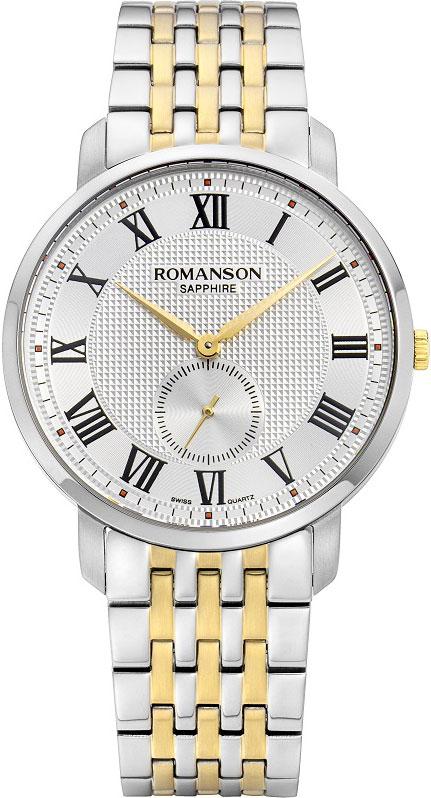 Мужские часы Romanson TM9A24MMC(WH)