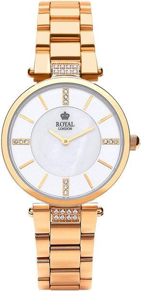 цена Женские часы Royal London RL-21226-02 онлайн в 2017 году