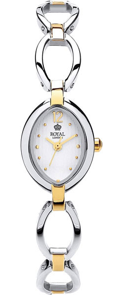 цена Женские часы Royal London RL-21238-03 онлайн в 2017 году