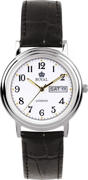 Мужские часы Royal London RL-40002-01 цена