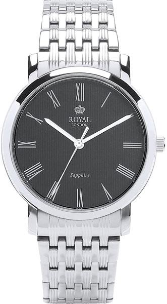 Мужские часы Royal London RL-41265-06 royal london royal london 90008 01 pocket