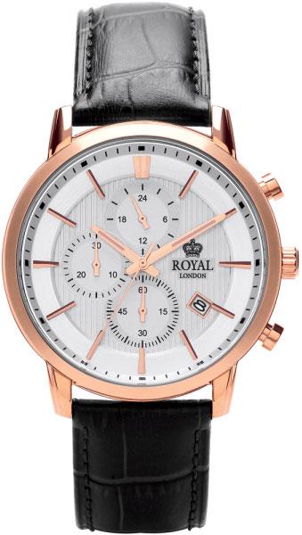 Мужские часы Royal London RL-41295-03 Женские часы Michael Kors MK3719
