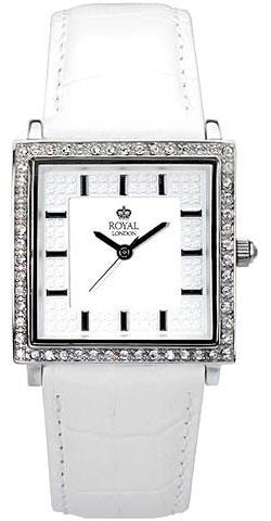 цена Женские часы Royal London RL-21011-02 онлайн в 2017 году