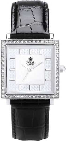 цена Женские часы Royal London RL-21011-11 онлайн в 2017 году