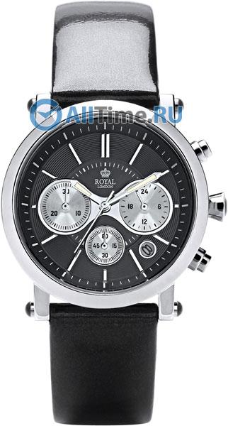 цена Женские часы Royal London RL-21115-03 онлайн в 2017 году