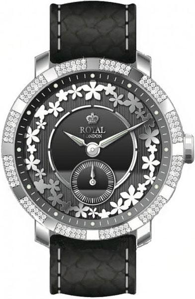 Женские часы Royal London RL-21128-02 прозрачный штамп новогодние мишутки 14 18 см scb 0810055