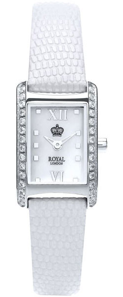 цена Женские часы Royal London RL-21167-02 онлайн в 2017 году