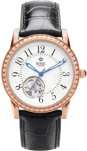 цена Женские часы Royal London RL-21179-03 онлайн в 2017 году