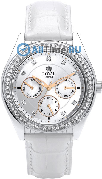 Женские часы Royal London RL-21211-01 royal london rl 21210 01 royal london