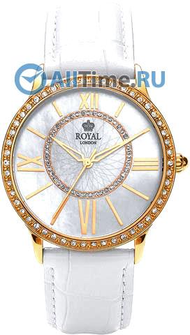 цена Женские часы Royal London RL-21214-03 онлайн в 2017 году