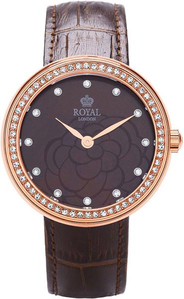 Женские часы Royal London RL-21215-05 royal london royal london 90008 01 pocket