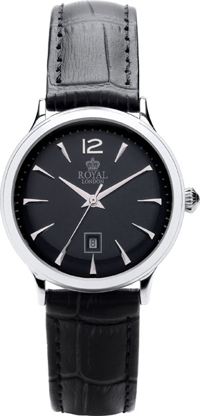 Женские часы Royal London RL-21220-01 royal london rl 21210 01 royal london