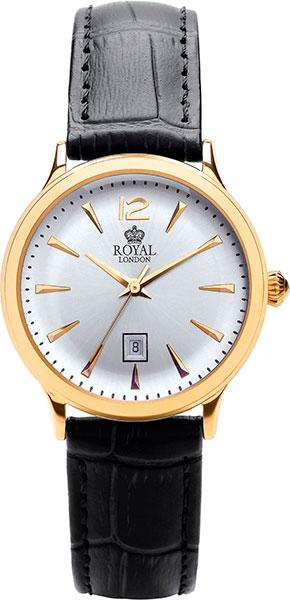 цена Женские часы Royal London RL-21220-03 онлайн в 2017 году