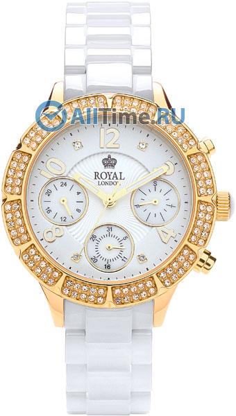 цена Женские часы Royal London RL-21260-02 онлайн в 2017 году