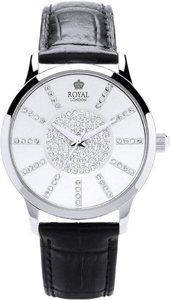 цена Женские часы Royal London RL-21274-02 онлайн в 2017 году