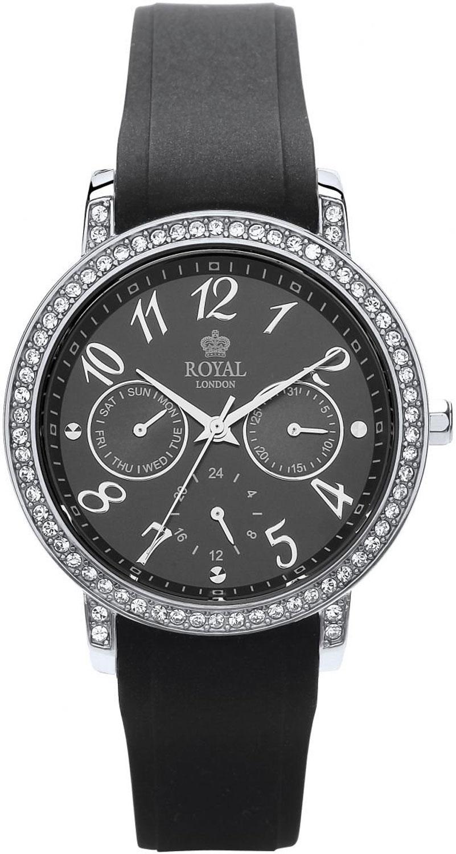 цена Женские часы Royal London RL-21286-02 онлайн в 2017 году