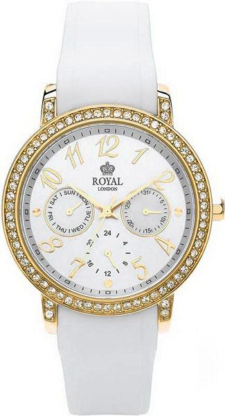 цена Женские часы Royal London RL-21286-03 онлайн в 2017 году