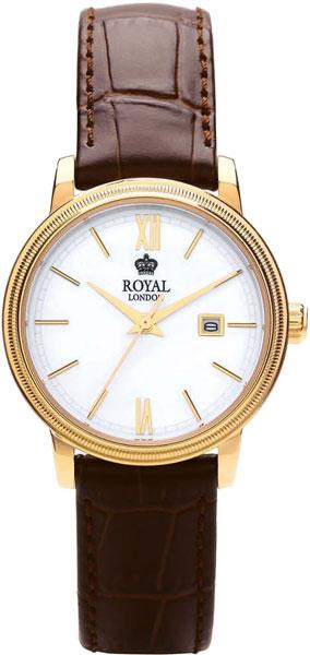 цена Женские часы Royal London RL-21299-03 онлайн в 2017 году