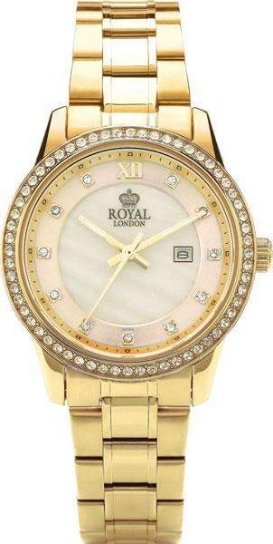 где купить Женские часы Royal London RL-21319-02 по лучшей цене