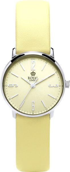 Женские часы Royal London RL-21353-08 stylish v neck half sleeve ethnic print women s dress