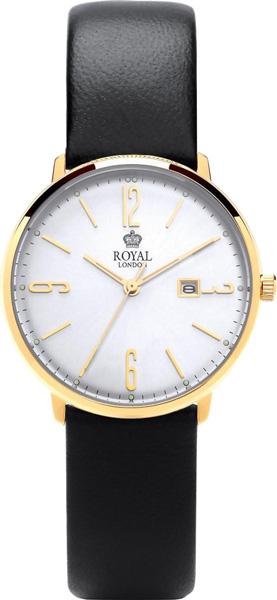 цена Женские часы Royal London RL-21354-04 онлайн в 2017 году