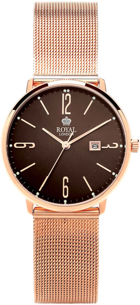 Часы Royal London RL-21354-02 Часы Jacques Lemans LP-126I