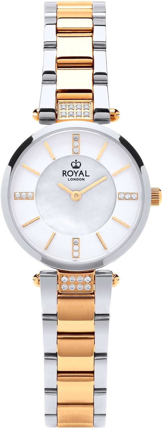 Женские часы Royal London RL-21355-03 royal london royal london 90008 01 pocket