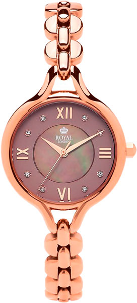 Женские часы Royal London RL-21373-05 женские часы sekonda gl30 4631076b