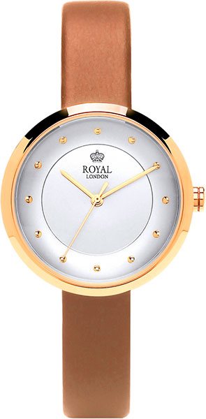цена Женские часы Royal London RL-21376-03 онлайн в 2017 году