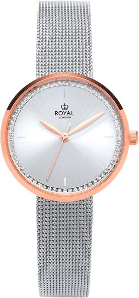 Женские часы Royal London RL-21382-06 royal london royal london 90008 01 pocket