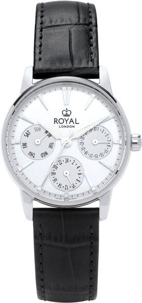 цена Женские часы Royal London RL-21402-02 онлайн в 2017 году
