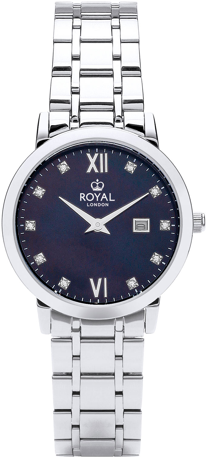 Женские часы Royal London RL-21419-04 royal london royal london 90008 01 pocket