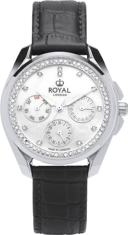 Женские часы Royal London RL-21432-01 royal london royal london 90008 01 pocket