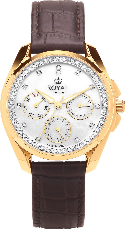 лучшая цена Женские часы Royal London RL-21432-05
