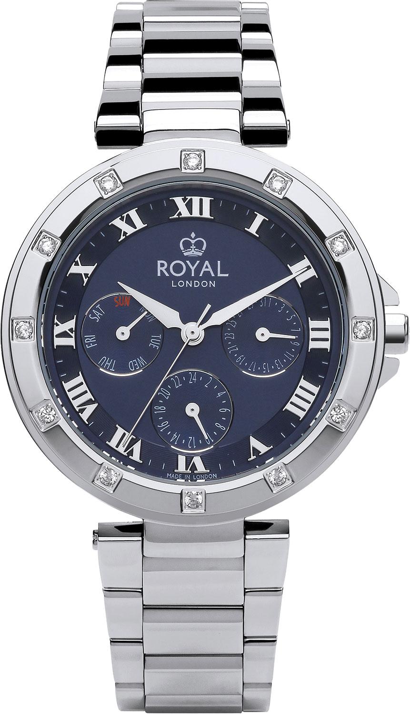цена Женские часы Royal London RL-21434-03 онлайн в 2017 году