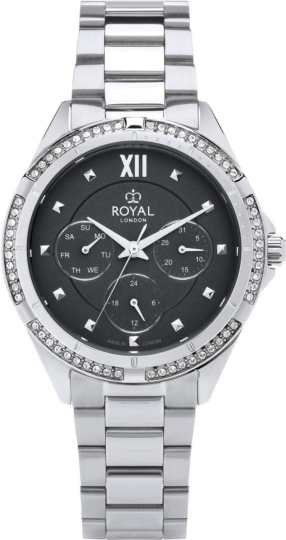 Женские часы Royal London RL-21437-01 royal london royal london 90008 01 pocket
