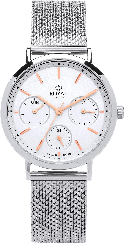 Женские часы Royal London RL-21453-01 royal london royal london 90008 01 pocket