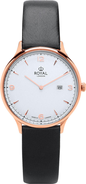 цена Женские часы Royal London RL-21461-05 онлайн в 2017 году