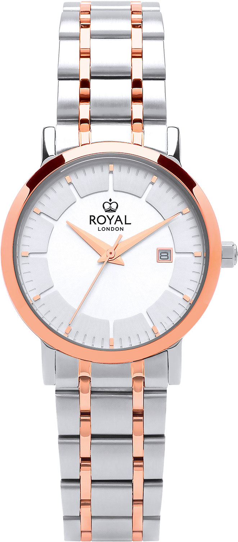 лучшая цена Женские часы Royal London RL-21462-05
