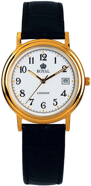 лучшая цена Мужские часы Royal London RL-40001-02