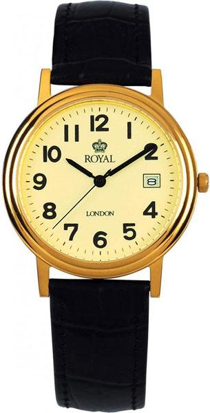 лучшая цена Мужские часы Royal London RL-40001-04