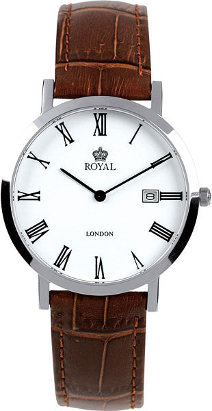 цена Мужские часы Royal London RL-40007-01 онлайн в 2017 году