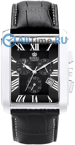 Мужские часы Royal London RL-40027-02 royal london rl 40027 03 royal london