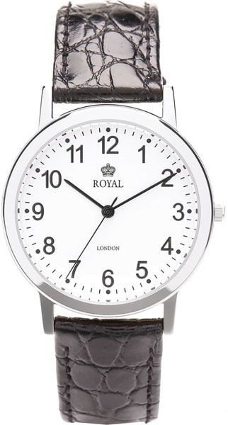 Мужские часы Royal London RL-40118-01 royal london rl 21210 01 royal london