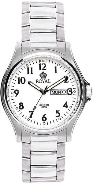 Мужские часы Royal London RL-41018-03 цена и фото