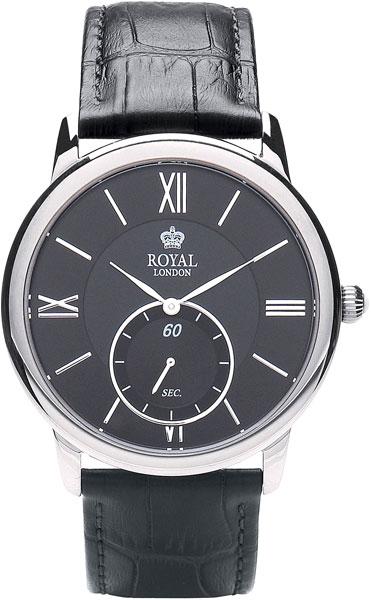 где купить Мужские часы Royal London RL-41041-02 по лучшей цене