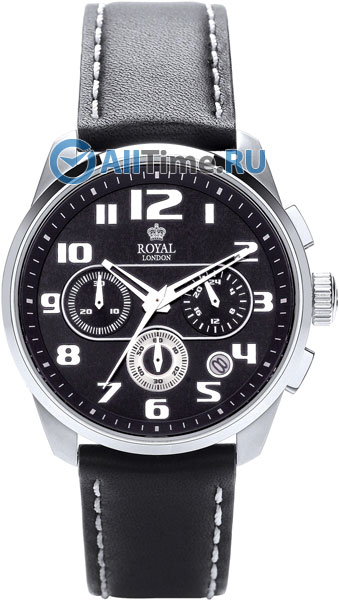 все цены на Мужские часы Royal London RL-41120-02 в интернете