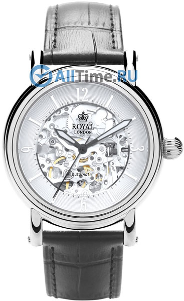 Мужские часы Royal London RL-41150-01 royal london rl 21210 01 royal london