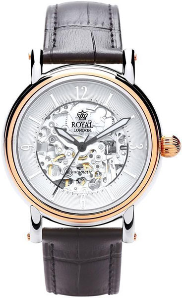 лучшая цена Мужские часы Royal London RL-41150-04