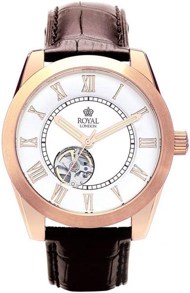 Мужские часы Royal London RL-41153-03 royal london royal london 90008 01 pocket